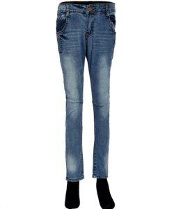 Cool Comfortable Hip Pocket Soft Slim Hallen Jeans