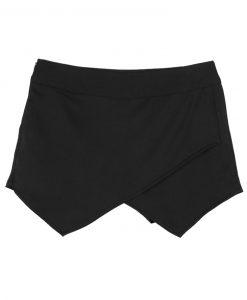 Zanzea Woman's Asymmetrical Chiffon Hot Shorts