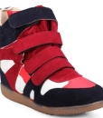 Colour Matching Sneakers Leisure Women Shoes