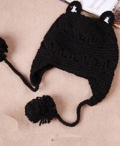 Orecchiette Wool Hat Ear