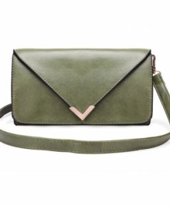 Retro Double Handbags Shoulder Messenger Small Bag