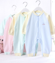 Baby Newborn Long Sleeve Climb Cotton Clothes Romper