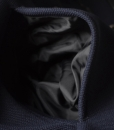 Leather Sleeve Baseball Splice Jacket Large Size Coat