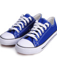 Fashion Utility Solid Color Canvas Shoes