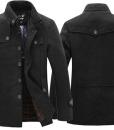 Warm Fleece Jacket Coat Wool Jacket Plus Size