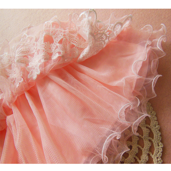 how to make a tulle skirt for a child