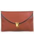 Candy Color Envelope Clutch Bag Shoulder Bag