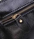Tassel Snake Grain Clutch Bag