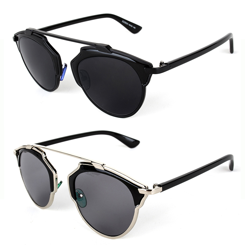 Dior Glasses Frame 2014 : Vintage Metal frame Sunglasses for Women and Men GonChas