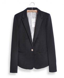 Cotton Spandex Lining Vogue Refresh Jacket