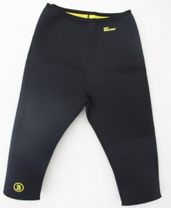 Shapers Stretch Neoprene Slimming Pants