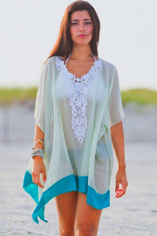 Summer Lace Beach Cover Up Gonchas