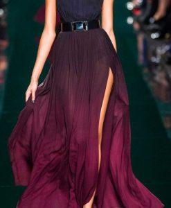 Maxi Club Wear Dress