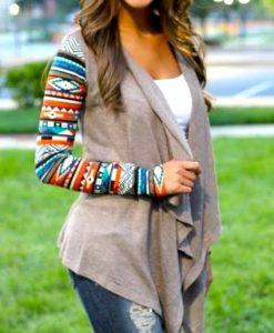 Long Sleeve Knitwear Sweater