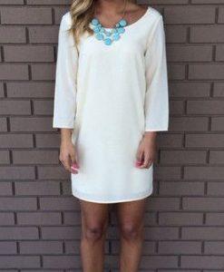 Short Summer Style Dress