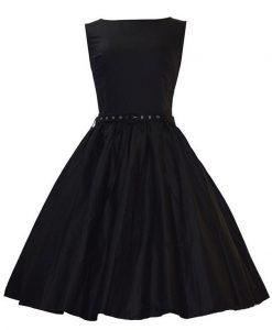 Vintage Retro 50s Slim Dress