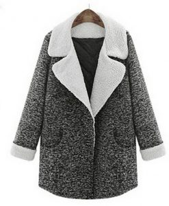 Woollen Capes And Ponchoes Peacoat Manteau Coat