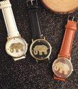 Baby elephant luxury wrist watches